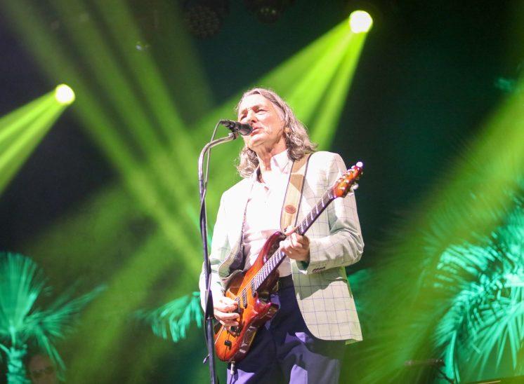 Roger-Hodgson lors du Festival Chant du Gros en 2019