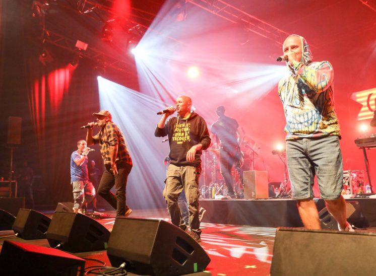 Collectif 13 festival Le Chant du gros 2019, Suisse