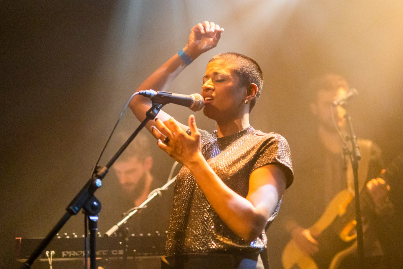 Photographe de concert, groupe de musique KKAAN