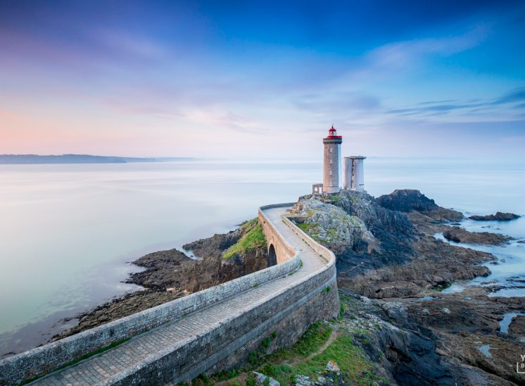 Photographe de paysages, phare Le Petit Minou, Bretagne, France 2019Landscapes photographer Switzerland