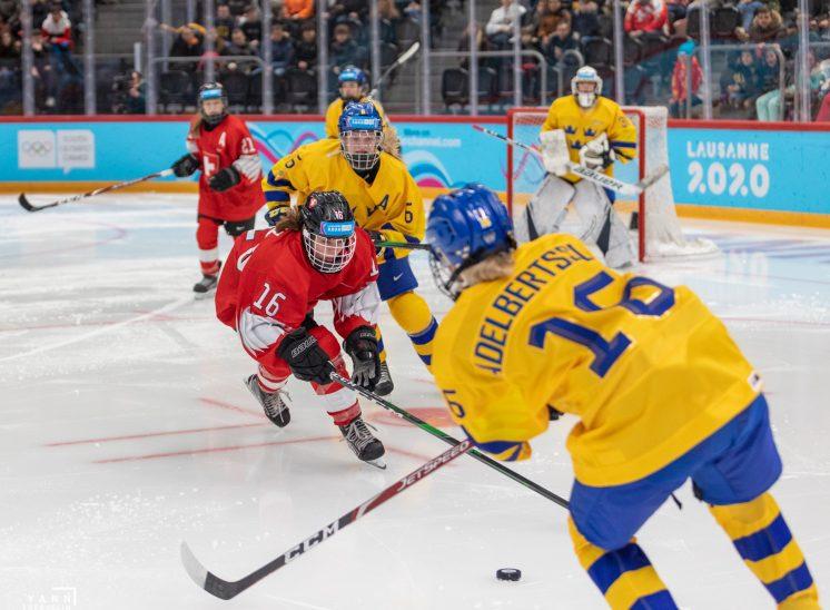 Photographie de sports pour la presse, Jeux Olympiques de la jeunesse à Lausanne en 2020