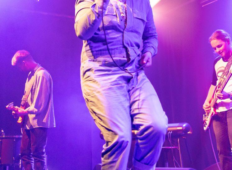 Gjon's Tears en concert au Royal à Tavannes en Suisse 2020
