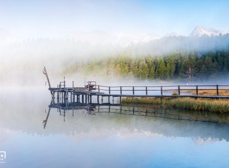 paysages des Grisons, Suisse, 2020