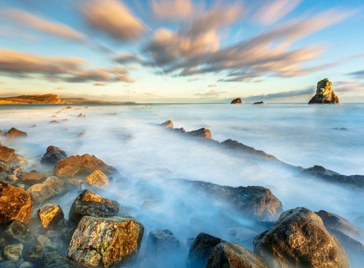 Photographie de paysage prise dans la région du Dorset au Royaume-Uni en 2019, United Kingdom 2019 Landscapes photographer Switzerland photographe de paysages